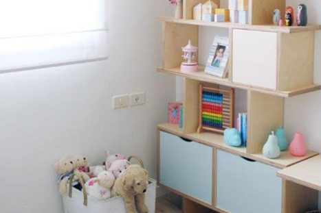 נגרות שידות וכונניות לחדר הילדים בהתאמה אישית