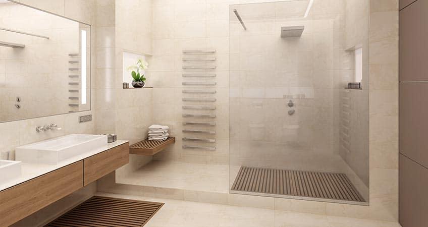 חדר אמבטיה בהתאמה אישית